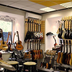 Музыкальные магазины Мценска