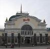 Железнодорожные вокзалы в Мценске