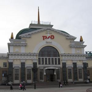 Железнодорожные вокзалы Мценска